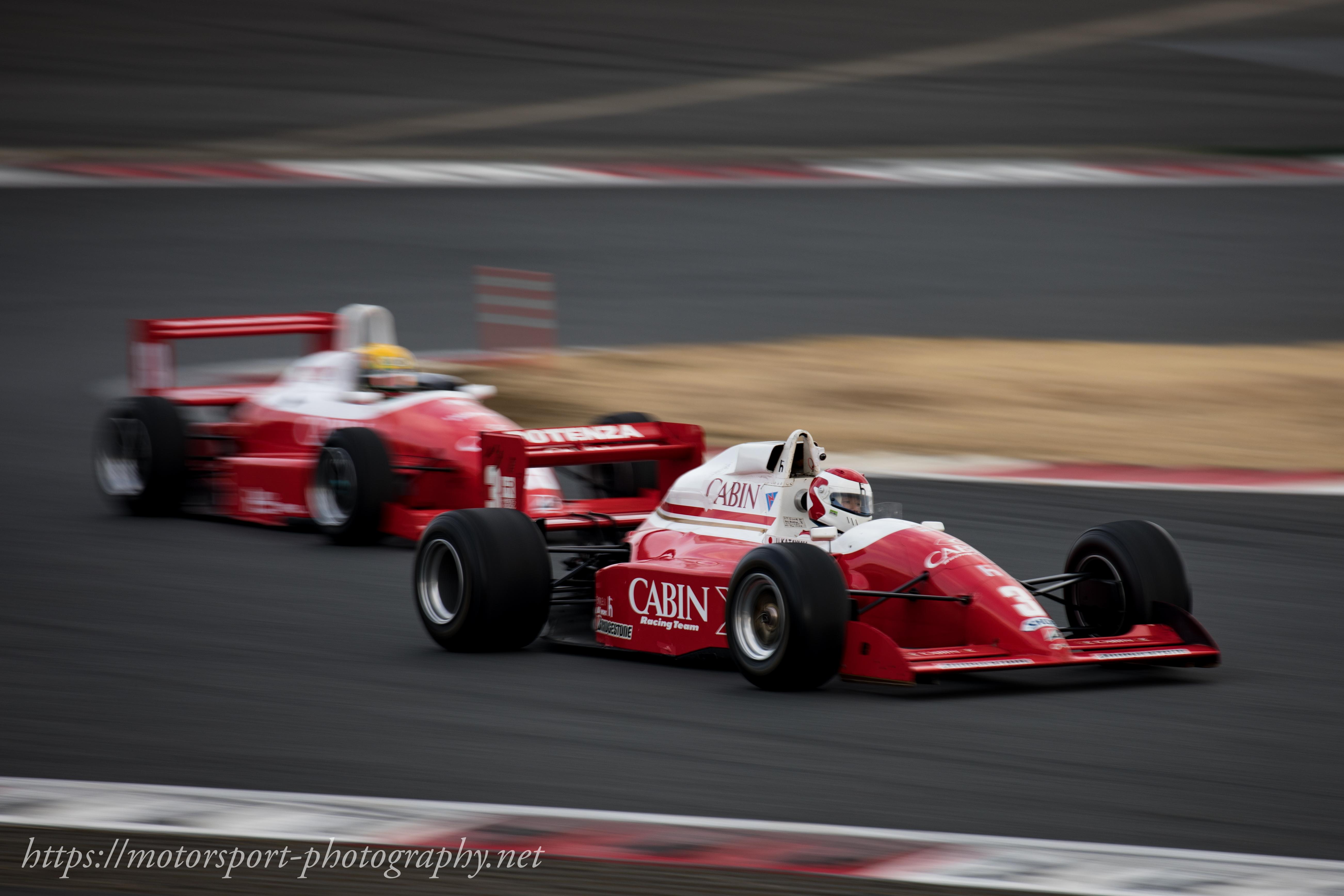 1988年の全日本F3000選手権